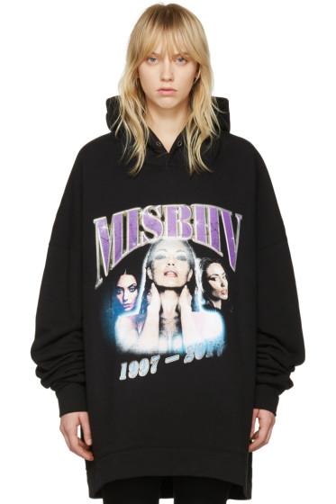 Misbhv - Black 2000 Huge Hoodie