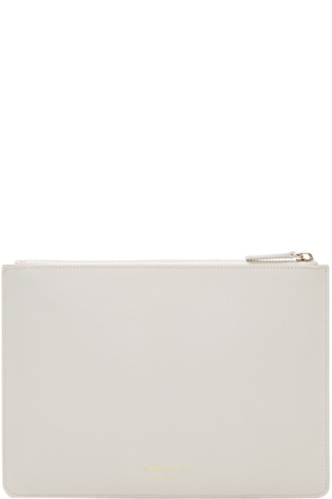 Woman by Common Projects - Off-White Small Folio Pouch