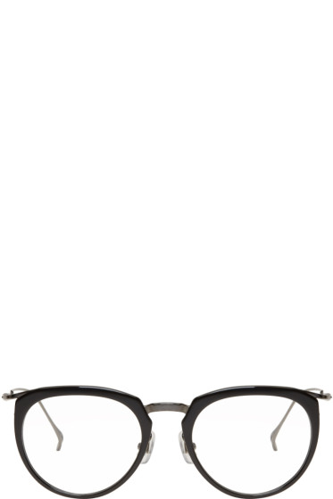 Issey Miyake Men - Black Boston 1 Glasses