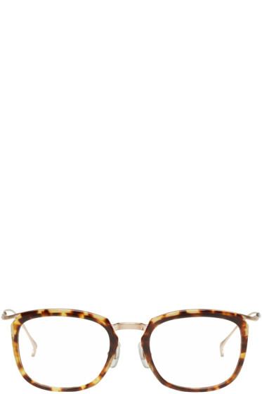 Issey Miyake Men - Tortoiseshell Pentagon 1 Glasses