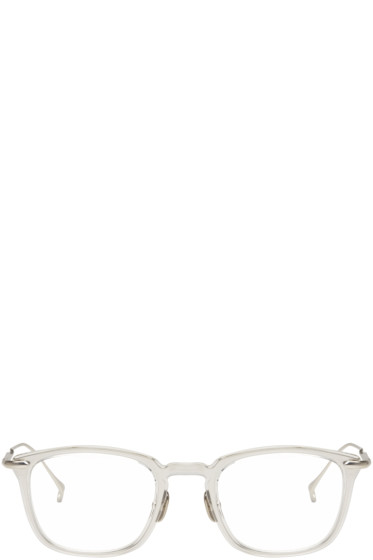 Issey Miyake Men - Transparent Pentagon 2 Glasses