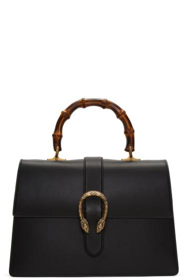 Gucci - Black Large Dionysus Bag