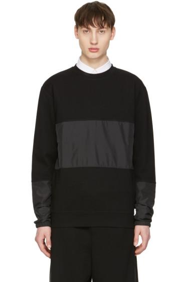 McQ Alexander McQueen - Black Viper Pullover