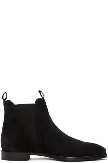 Acne Studios - Black Zack Chelsea Boots