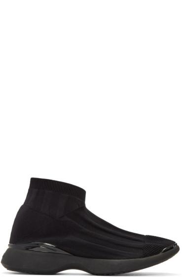 Acne Studios - Black Tristan Low Sneakers
