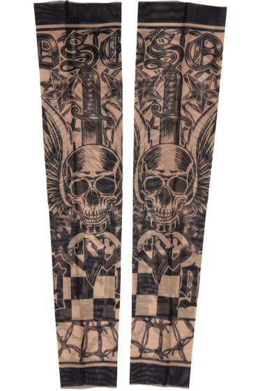 Dsquared2 - Black Tattoo Sleeves