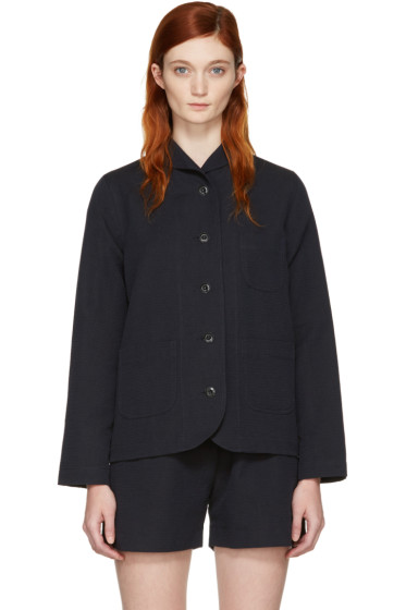 YMC - Navy Cousteau Jacket