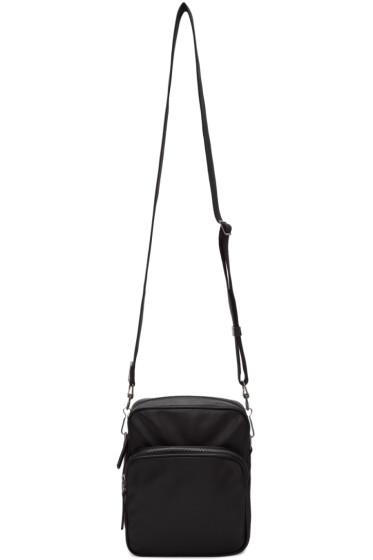 Maison Margiela - Black Mini Messenger Bag