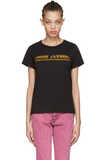 Marc Jacobs - Black Classic Logo T-Shirt