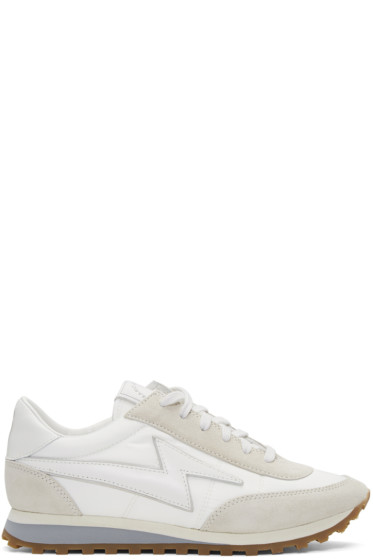 Marc Jacobs - White Astor Jogger Sneakers