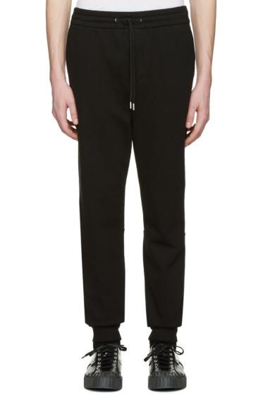 T by Alexander Wang - Black Fleece Lounge Pants