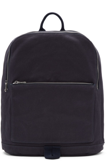 A.P.C. - Navy Joachim Backpack