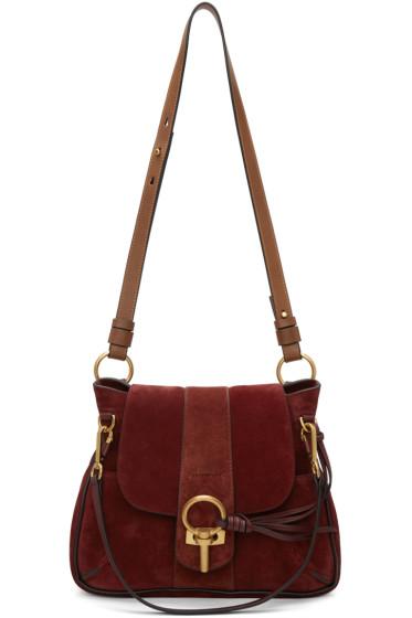 Chloé - Red Small Lexa Bag