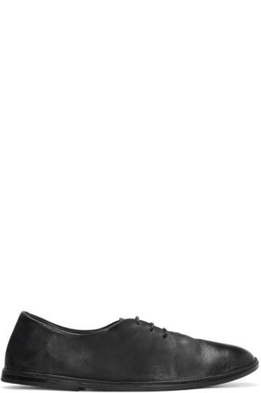 Marsèll - Black Strasacco Oxfords