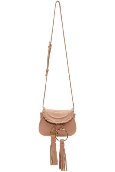 See by Chloé - Pink Mini Tassel Bag
