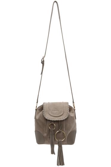 See by Chloé - Grey Tassel Bag