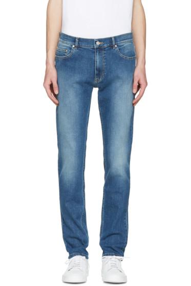 Kenzo - Blue Wash Jeans