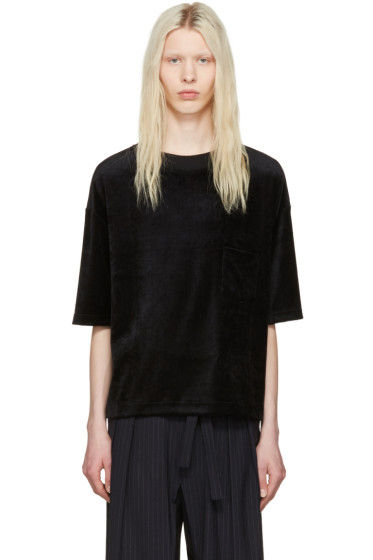 Sasquatchfabrix - Black Big T-Shirt