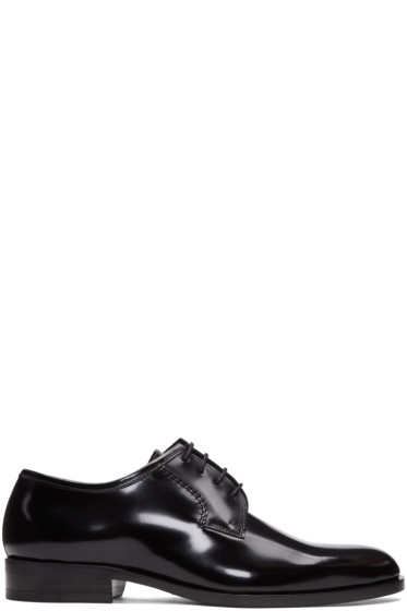Saint Laurent - Black Montaigne Derbys