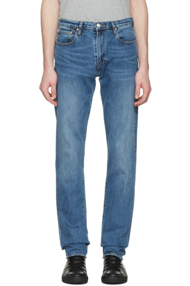 PS by Paul Smith - Blue Tapered Jeans