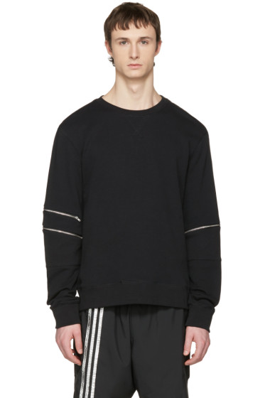 Tim Coppens - Black Core Zipper Pullover