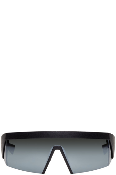 Mykita - Black Bernhard Willhelm Edition Vice Sunglasses