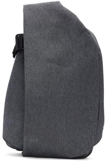 Côte & Ciel - Grey Medium Isar Eco Yarn Backpack