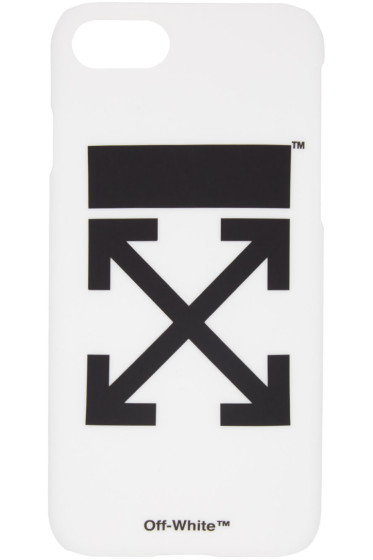 Off-White - White Arrows iPhone 7 Case