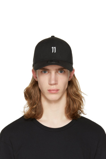 11 by Boris Bidjan Saberi - Black Curve Cap