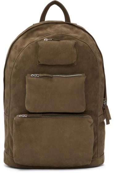PB 0110 - Green Haw Lin Backpack