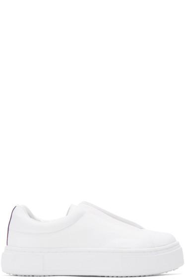 Eytys - White Doja Sneakers