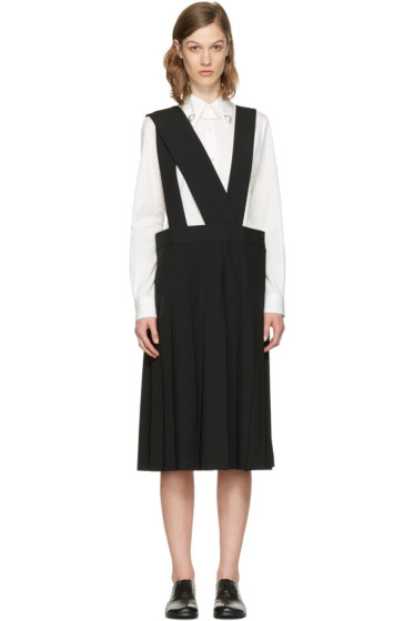 Comme des Garçons Comme des Garçons - Black Apron Dress