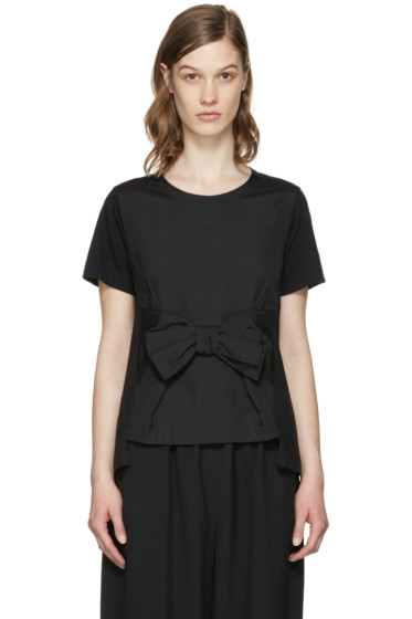 Comme des Garçons Comme des Garçons - Black Bow T-Shirt