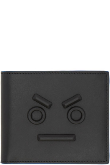 Fendi - Black 'No Words' Wallet