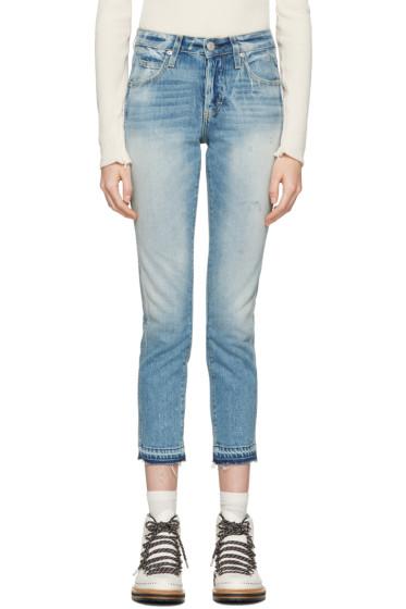 Amo - Blue Babe Jeans
