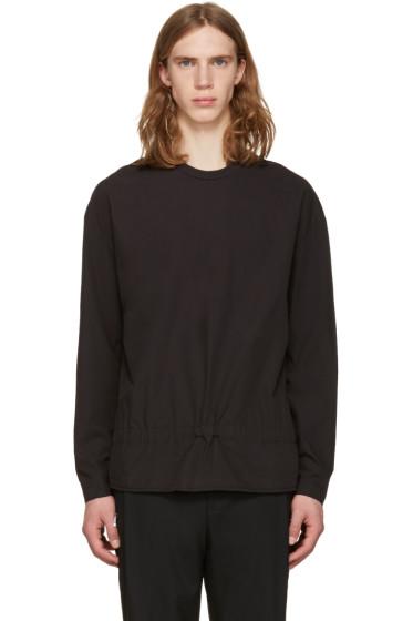 Stephan Schneider - Black Nowhere Shirt