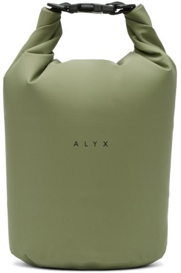 Alyx - Green Mini Dry Bag Tote