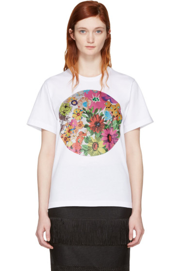 Ports 1961 - White Flowers T-Shirt