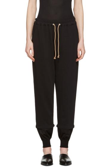 Nehera - Black Jogging Lounge Pants