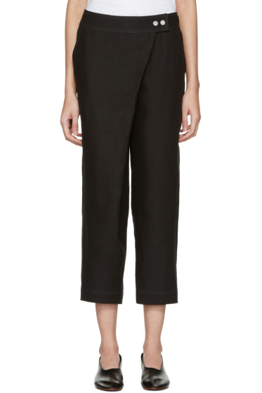 Nehera - Black Prusso Trousers