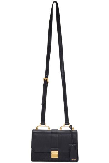 Miu Miu - Navy Small Doctor Bag