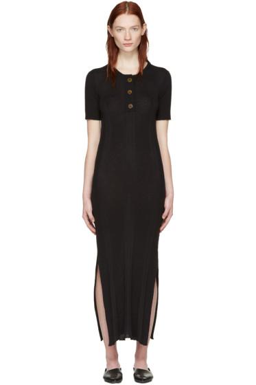 Wendelborn - Black Rib Dress