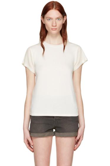 Wendelborn - White Combo T-Shirt