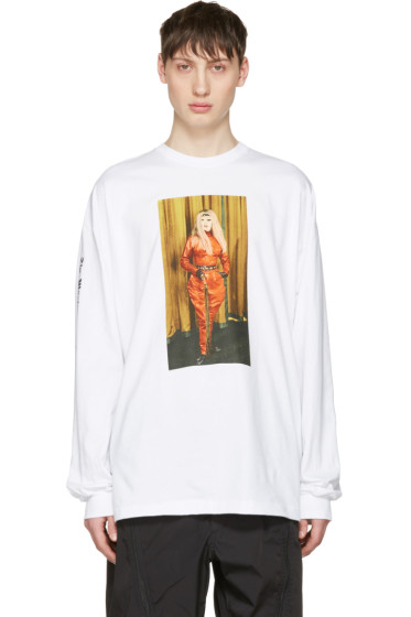 Richardson - White 'Masters And Mistresses' T-Shirt