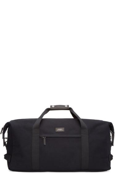 Saturdays NYC - Black Norfolk Duffle Bag