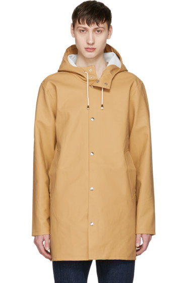 Stutterheim - Tan Stockholm Raincoat