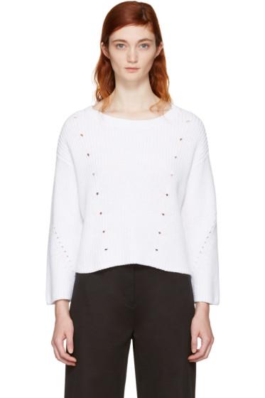 Rag & Bone - White Lara Sweater