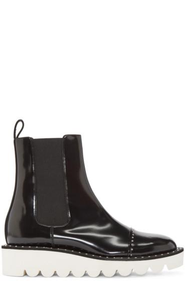 Stella McCartney - Black Odette Chelsea Boots