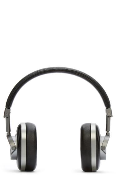 Master & Dynamic - Gunmetal & Black Wireless MH60 Headphones