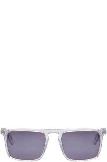 all in - Transparent Dunk 4 Sunglasses